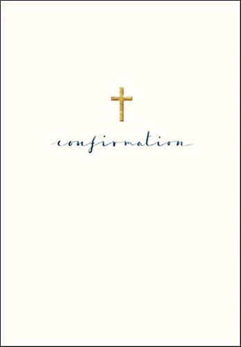 Card | Confirmation | Cross
