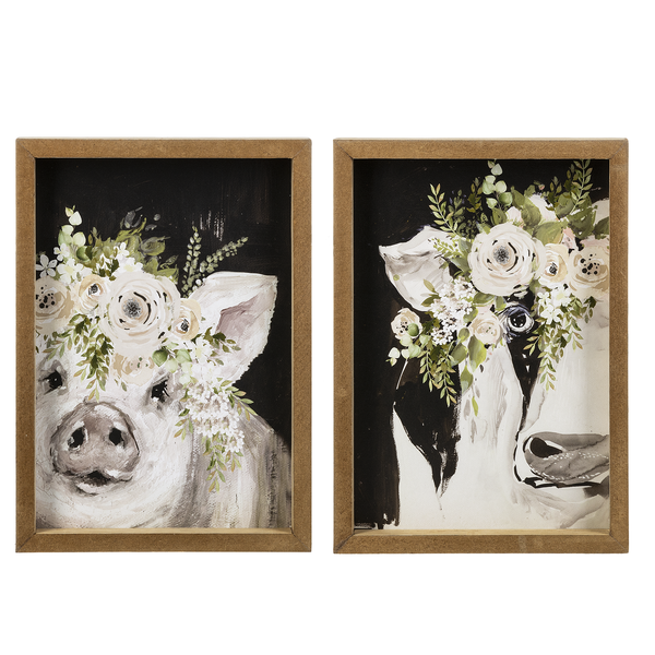 Sign | Barnyard Beauties Plaques | Small