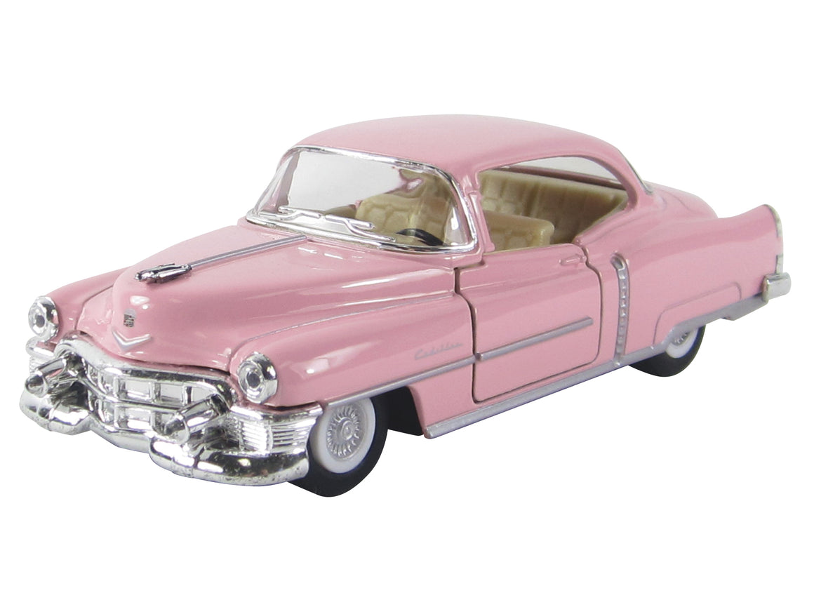 Car Toy | 1953 Pink Cadillac