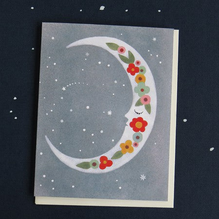 Card | Crescent Moon