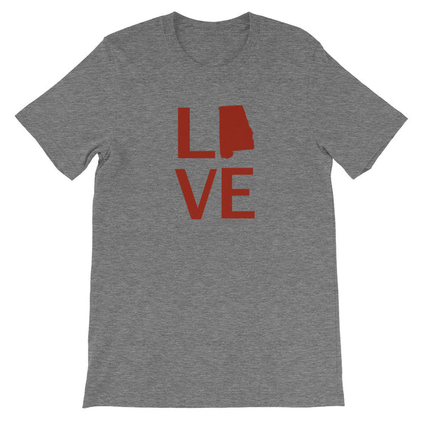 AL Love Women's Tee - RocketCitees.com