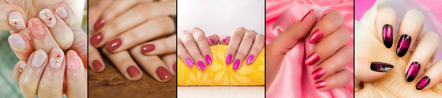 7 ways to keep your nails strong and healthy- nail polish images