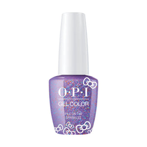 OPI, Hello Kitty GelColor Pile on the Sprinkles,  0.5 fl oz
