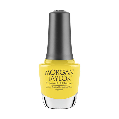 Morgan Taylor Glow Like A Star Nail Lacquer .5 oz