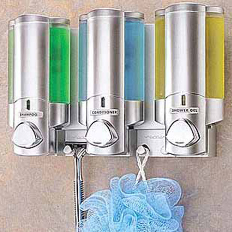 AVIVA III Triple Dispenser / Chrome