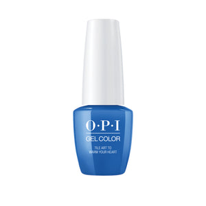 OPI Tile Art to Warm Your Heart GelColor 0.25 Fl. Oz.