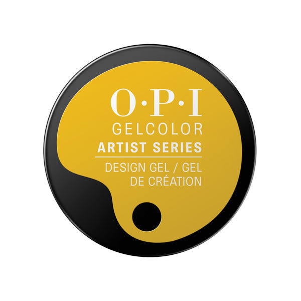 OPI Artist Series A Sunny Disposition GelColor