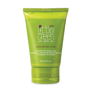 Bath & Body Little Green Baby Nourishing Body Lotion / 2 Fl. Oz.