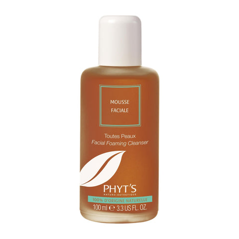 Cleansers & Removers PHYT'S Foaming Facial Cleanser
