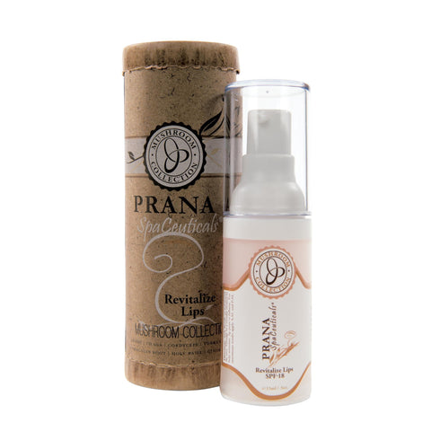 Creams & Balms Prana SpaCeuticals Revitalize Lips SPF 18
