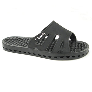 Default Title / 5-6 Sensi Sandals / Regatta Ice / Black /  5-6