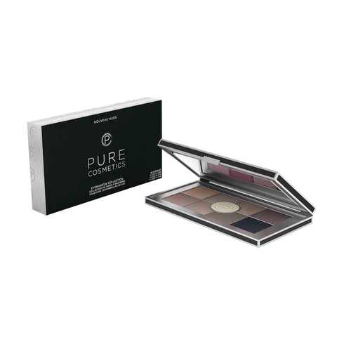 Foundations, Concealers & Prim Pure Cosmetics Nouveau Nude Eyeshadow Compact