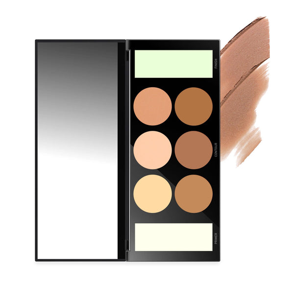 Foundations, Concealers & Prim Cream Cailyn Face Modeling Contour Palette