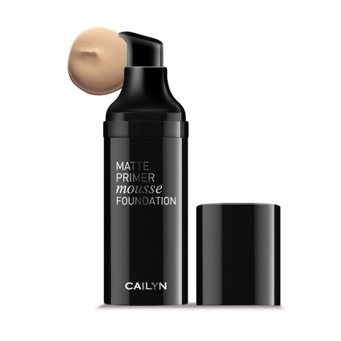 Cailyn Matte Primer Mousse Foundation