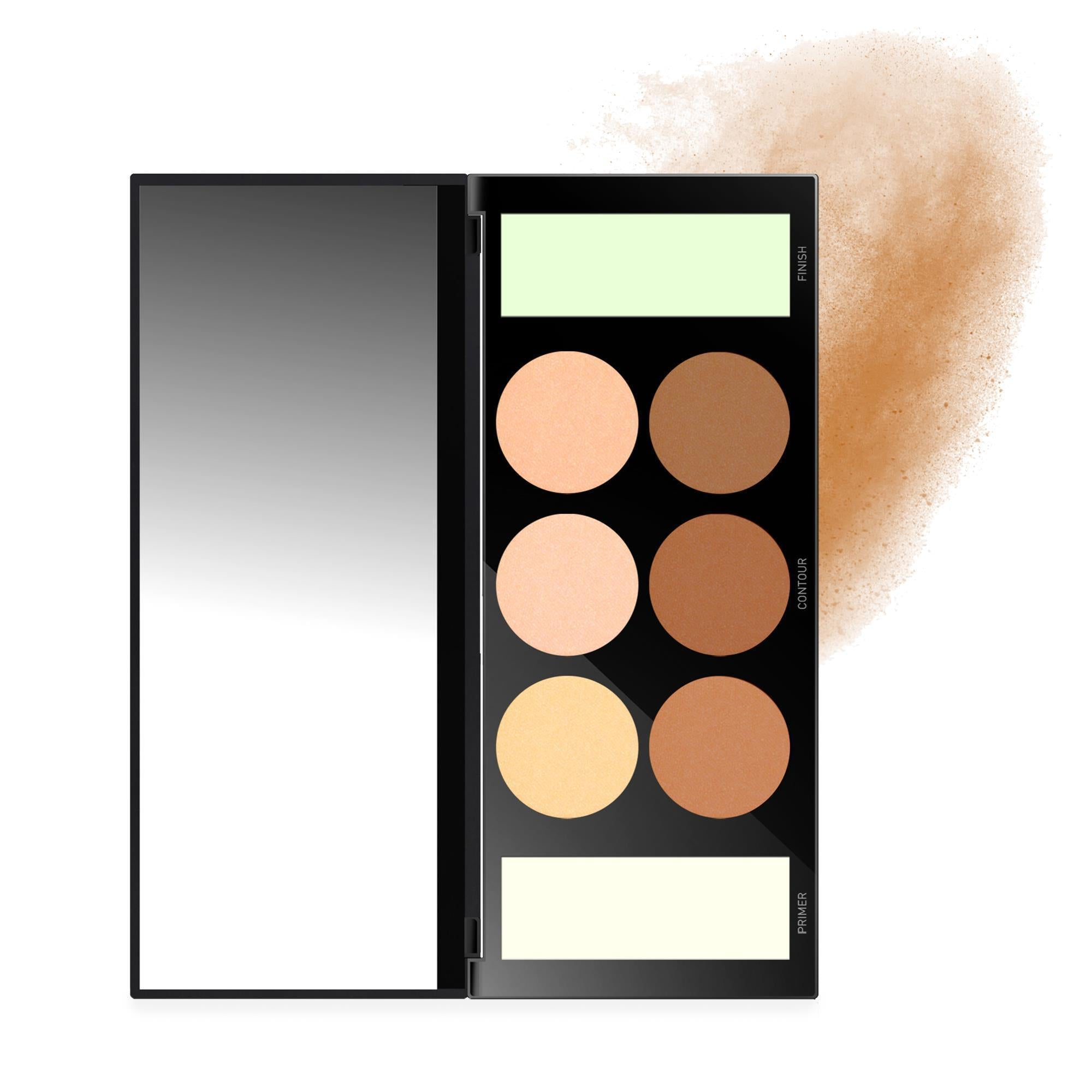 Foundations, Concealers & Prim Pressed Powder Cailyn Face Modeling Contour Palette