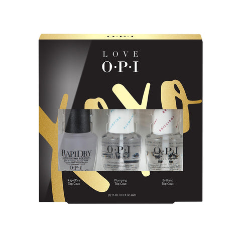 Gel Lacquer OPI Gel Color & Infinite Shine Duo Pack # 3