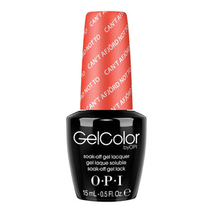 Gel Lacquer OPI Can't a Fjörd Not To GelColor