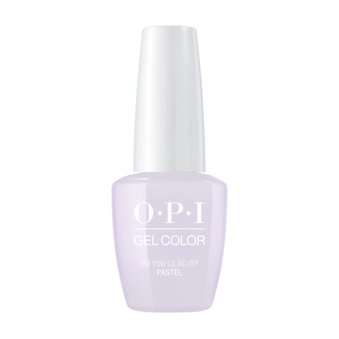 Gel Lacquer OPI Do You Lilac It? Pastel GelColor