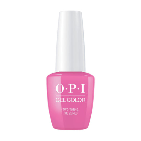 Gel Lacquer OPI Two-Timing The Zones GelColor
