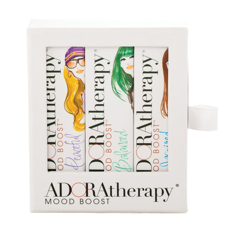 Gift Sets ADORAtherapy Gal on the Go Mood Boost Spray Gift Box, 3 ml