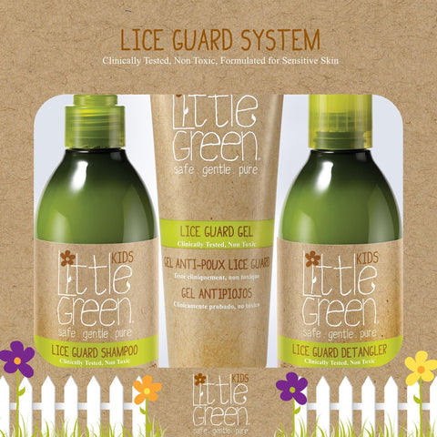 Hair Care & Accessories Little Green Lice Guard System