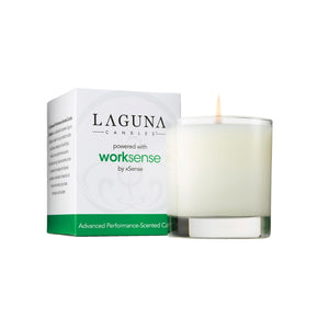 Home & Linens Laguna Candles Work-Sense Performance Scented Candle