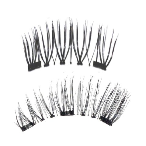 Lash Extensions, Strips, Acces Love Lash Magnetic Lashes / Yin Yang / 2 pair