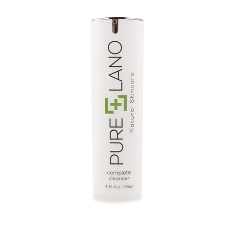 Makeup, Skin & Personal Care Pure Lano Complete Cleanser / 3.38oz