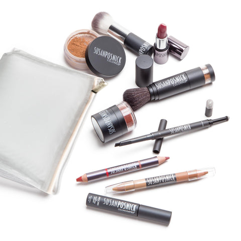 Makeup Starter & Trial Kits Susan Posnick Deep Trial Kit