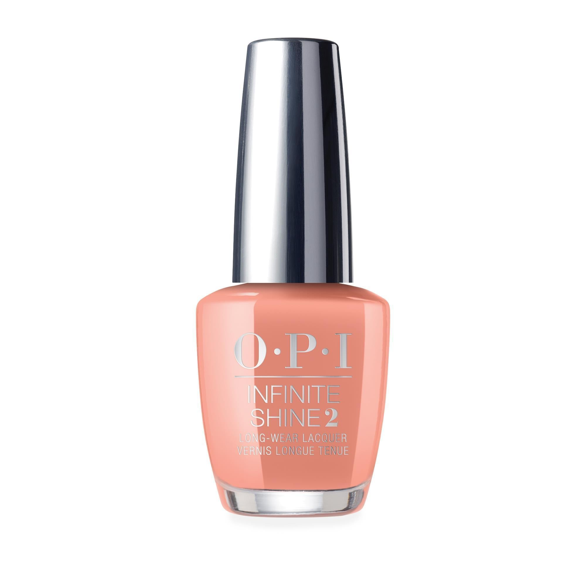 Nail Lacquer & Polish OPI Infinite Shine Barking Up the Wrong Sequoia Lacquer