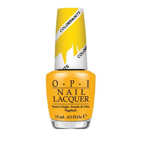 Nail Lacquer & Polish OPI Primary Yellow Nail Lacquer