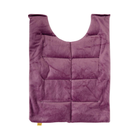 Therapy Wraps & Packs Plum Kozi Back Heat Pad