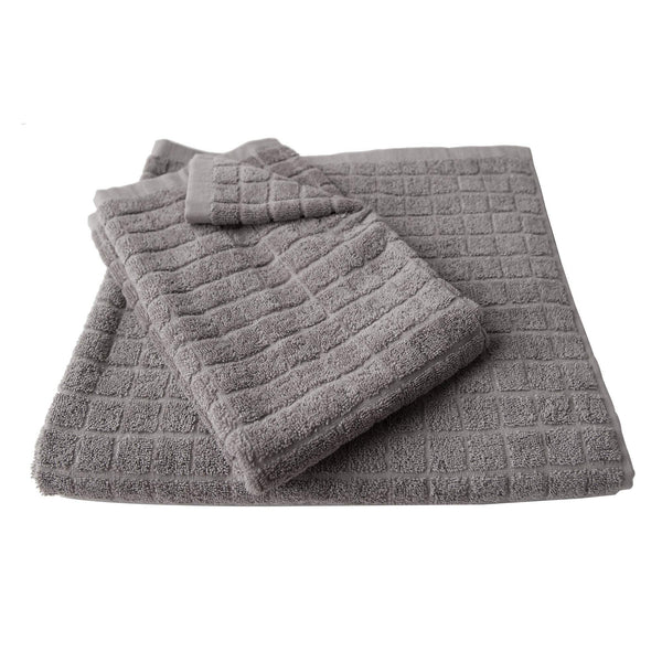 Towels Sposh Bath Towel/55x30/Grey