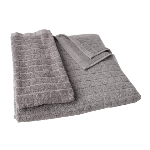 Towels Sposh Hand Towel/15x25/Grey