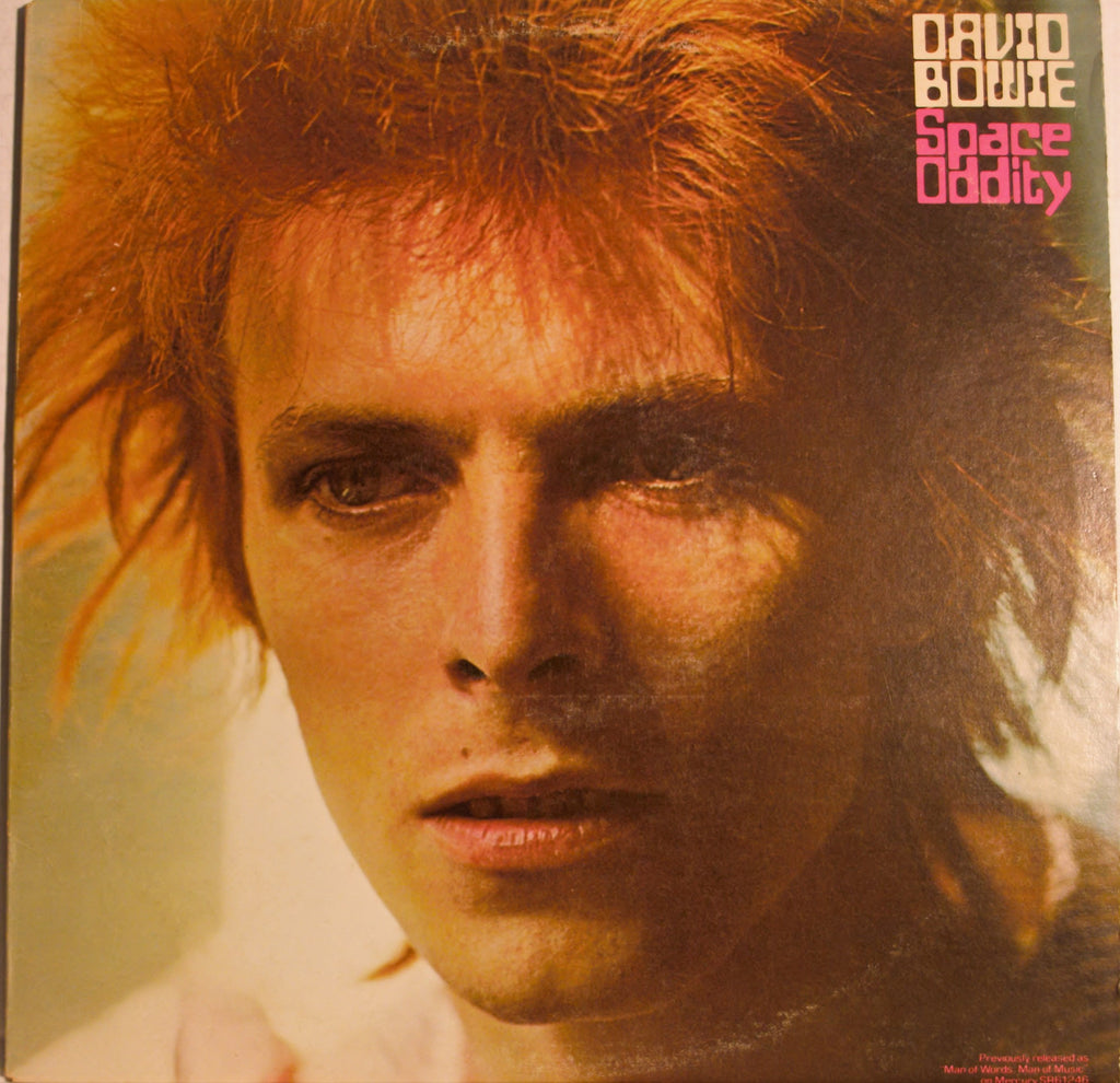 DAVID BOWIE SPACE ODDITY  1ST PRESSING