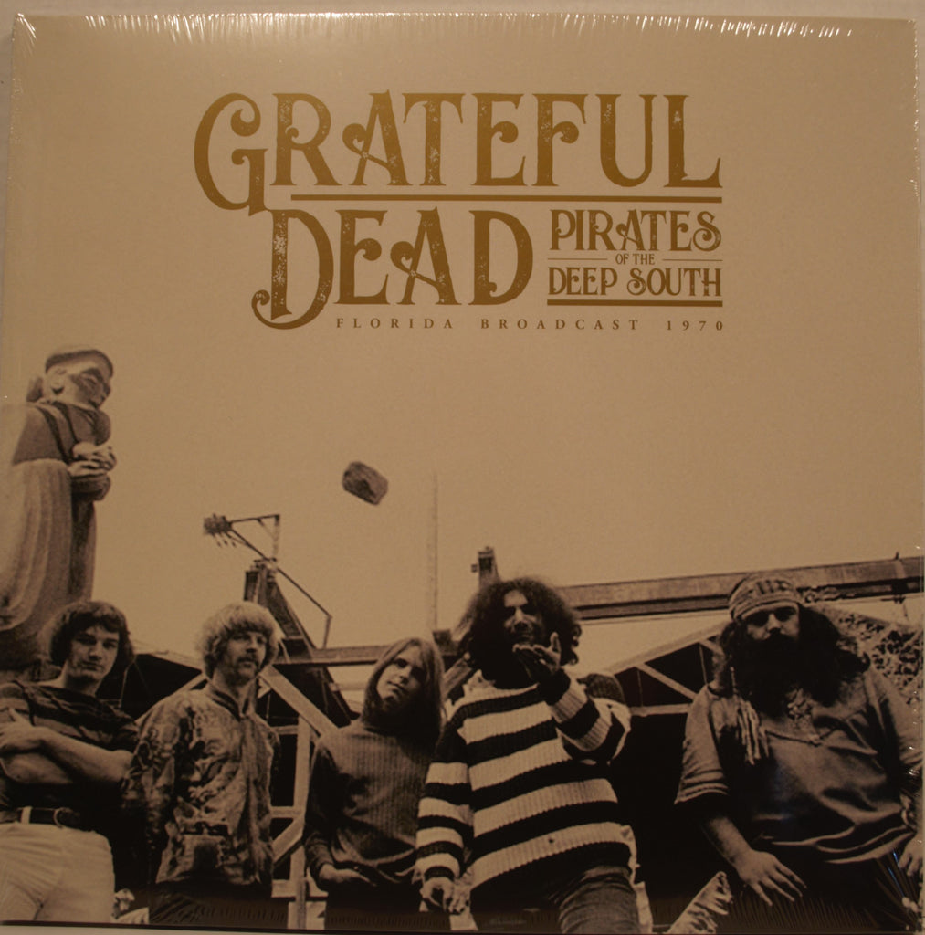 GRATEFUL DEAD  PIRATES OF THE DEEP SOUTH  3/23/70