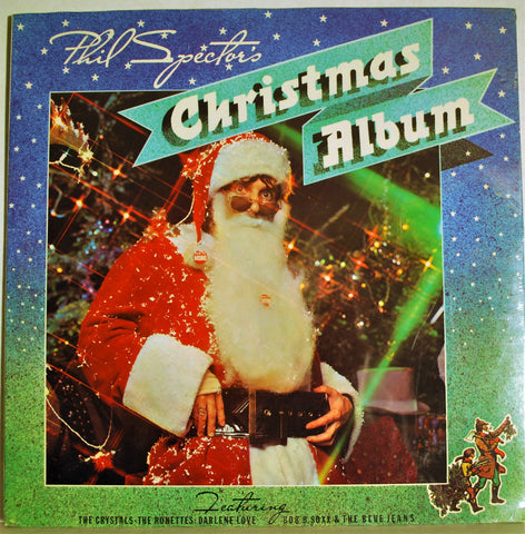 PHIL SPECTOR'S CHRISTMAS ALBUM  SEALED