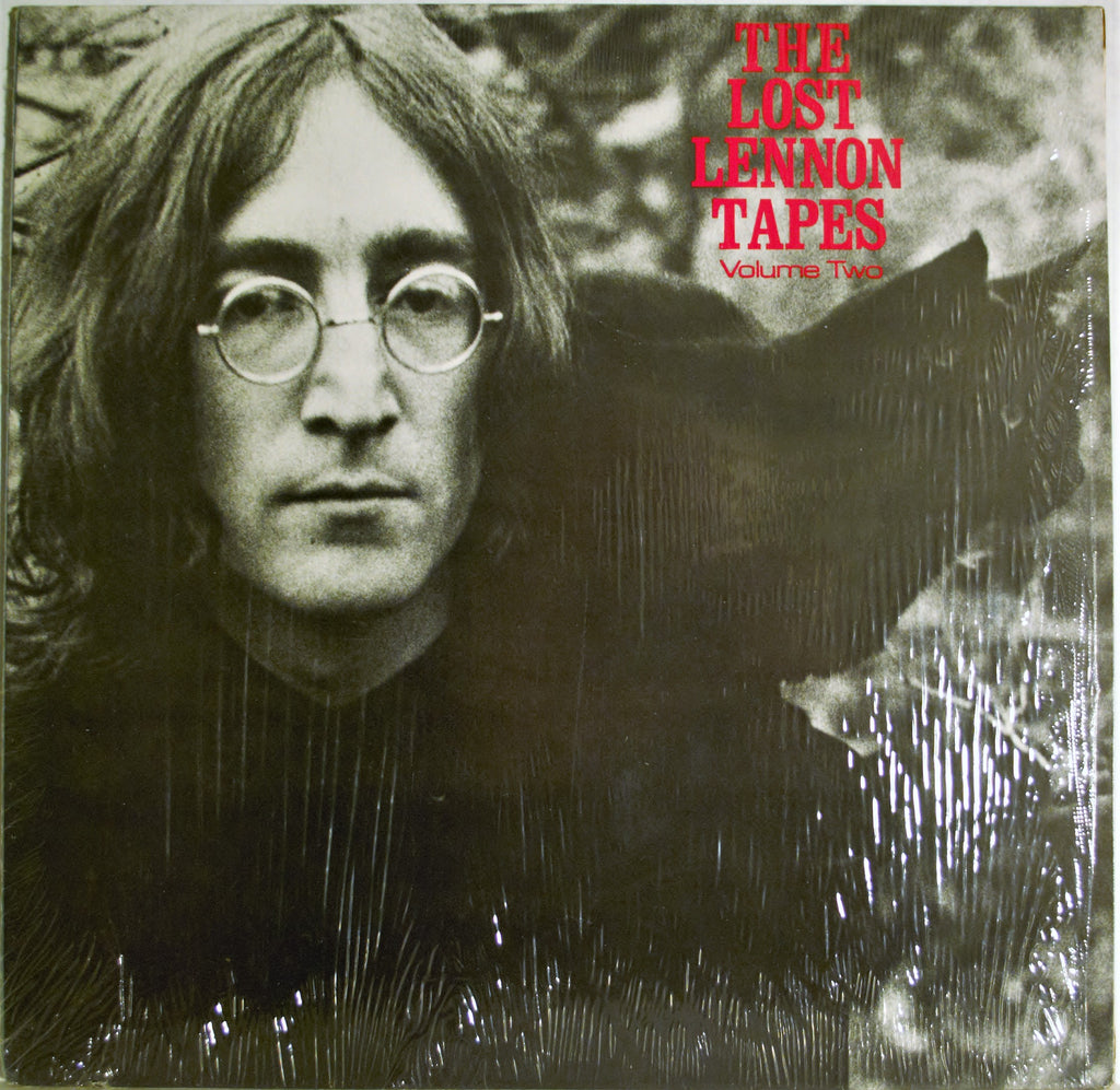 JOHN LENNON LOST LENNON TAPES VOL TWO