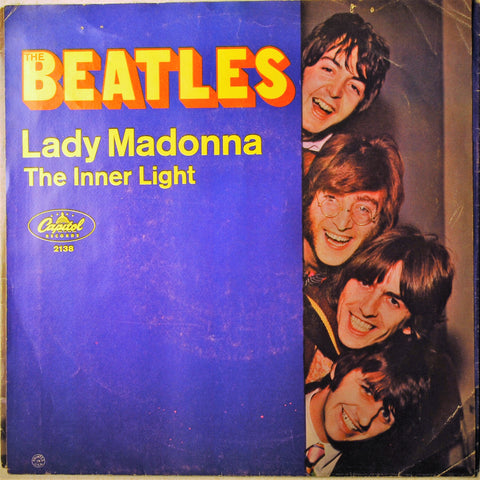 BEATLES LADY MADONNA
