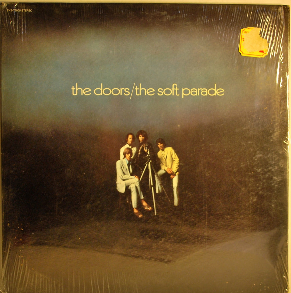 DOORS THE SOFT PARADE STILL SEALED
