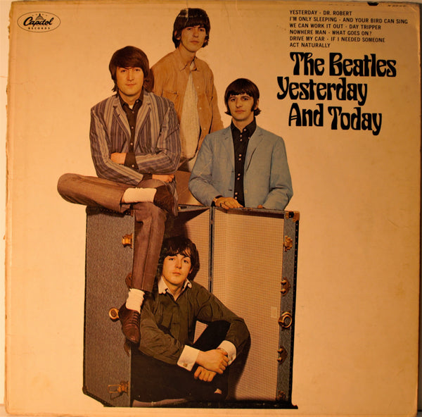 BEATLES  YESTERDAY & TODAY 2ND STATE BUTCHER COVER