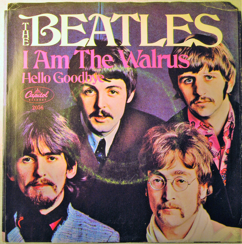 BEATLES  I AM THE WALRUS