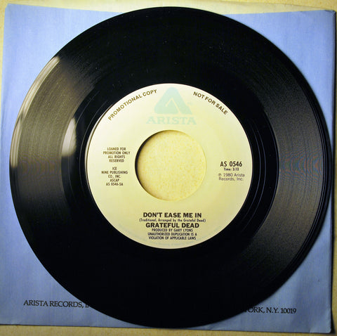 GRATEFUL DEAD DON'T EASE ME IN   PROMO  45