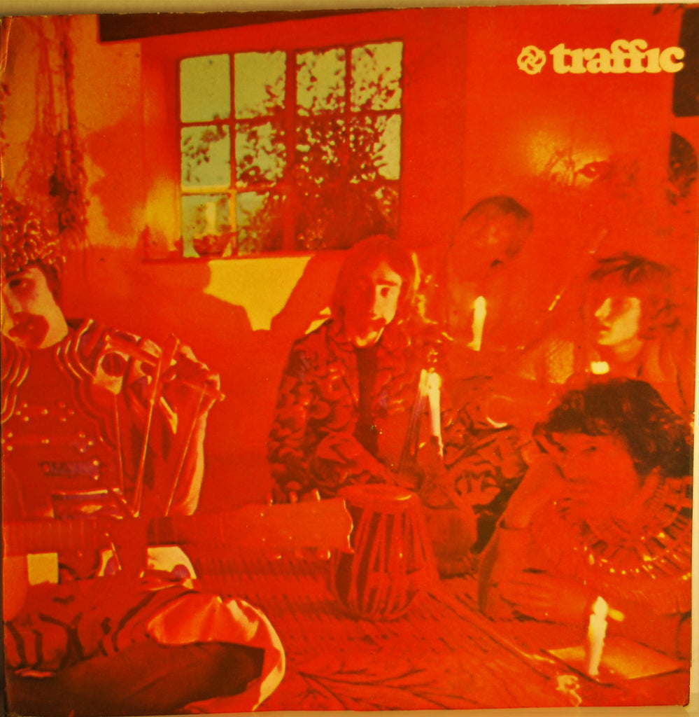 TRAFFIC MR.FANTASY ORIGINAL BRITISH MONO