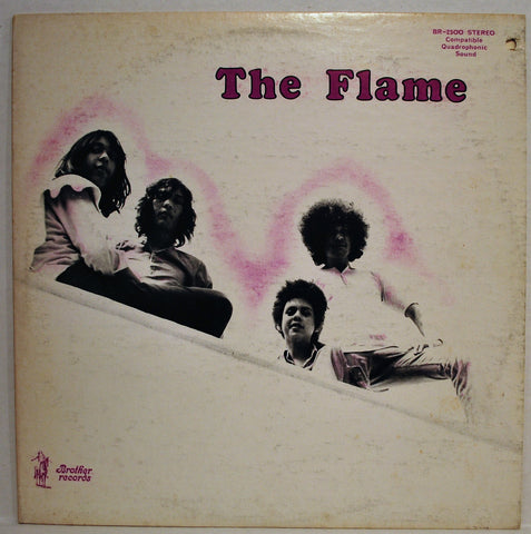 FLAME SELF TITLED 1ST PRESSING