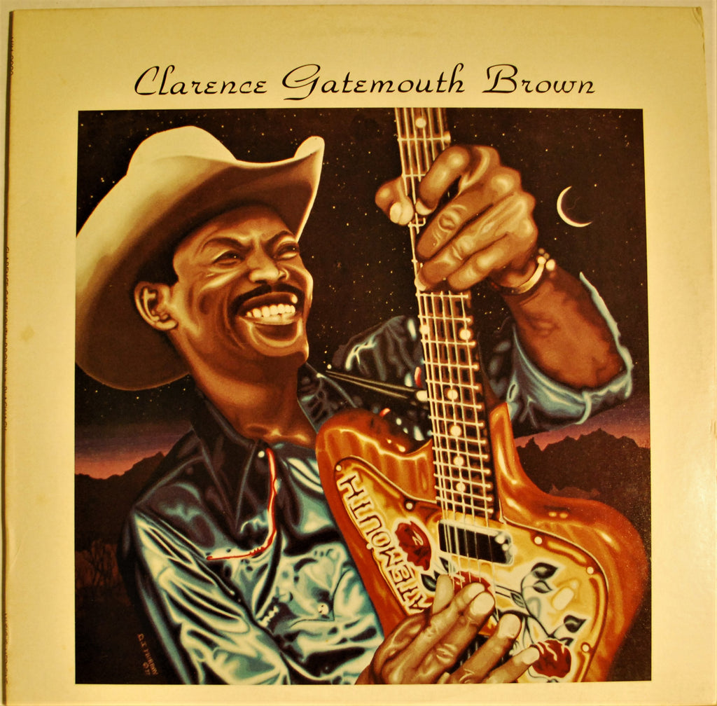 CLARENCE GATEMOUTH BROWN BLACKJACK