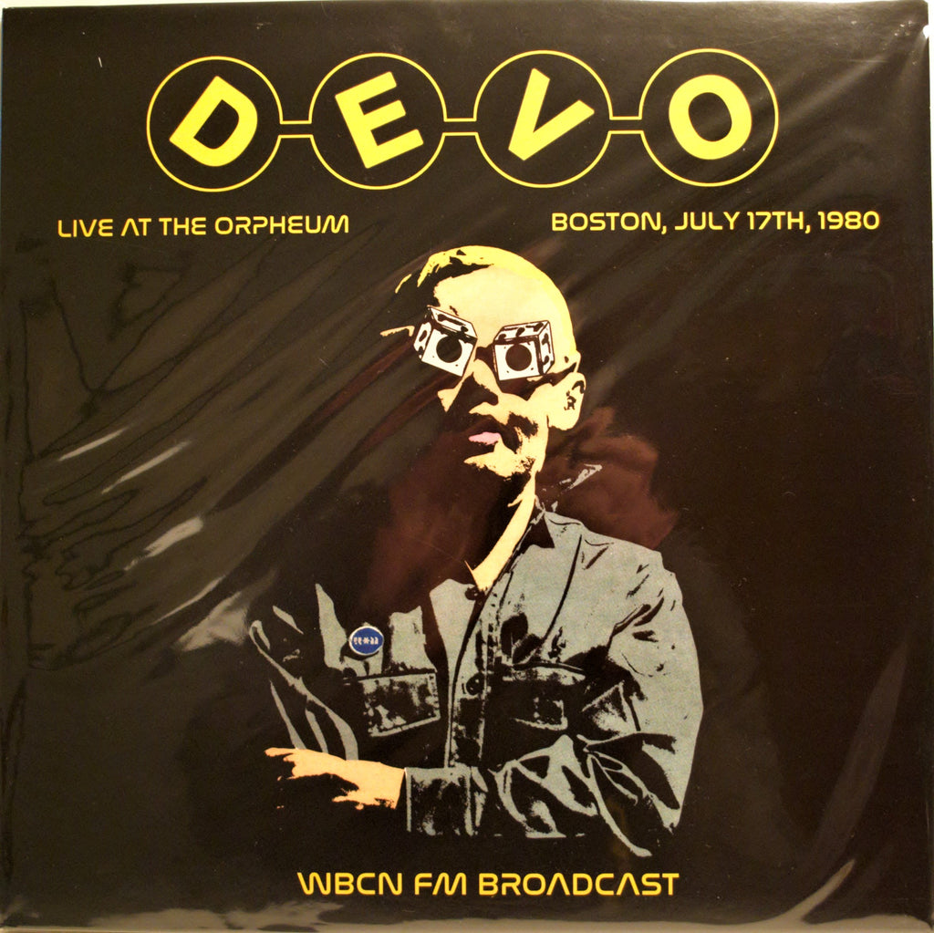 DEVO LIVE AT THE ORPHEUM, BOSTON JULY 17TH 1980