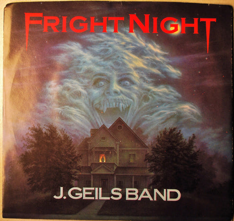 J.GEILS BAND FRIGHT NIGHT