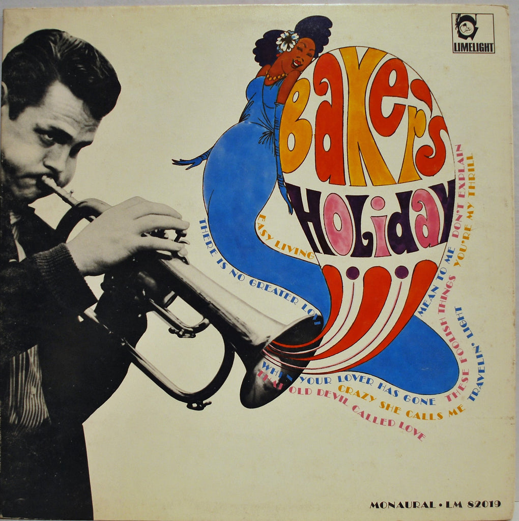 CHET BAKER BAKERS HOLIDAY