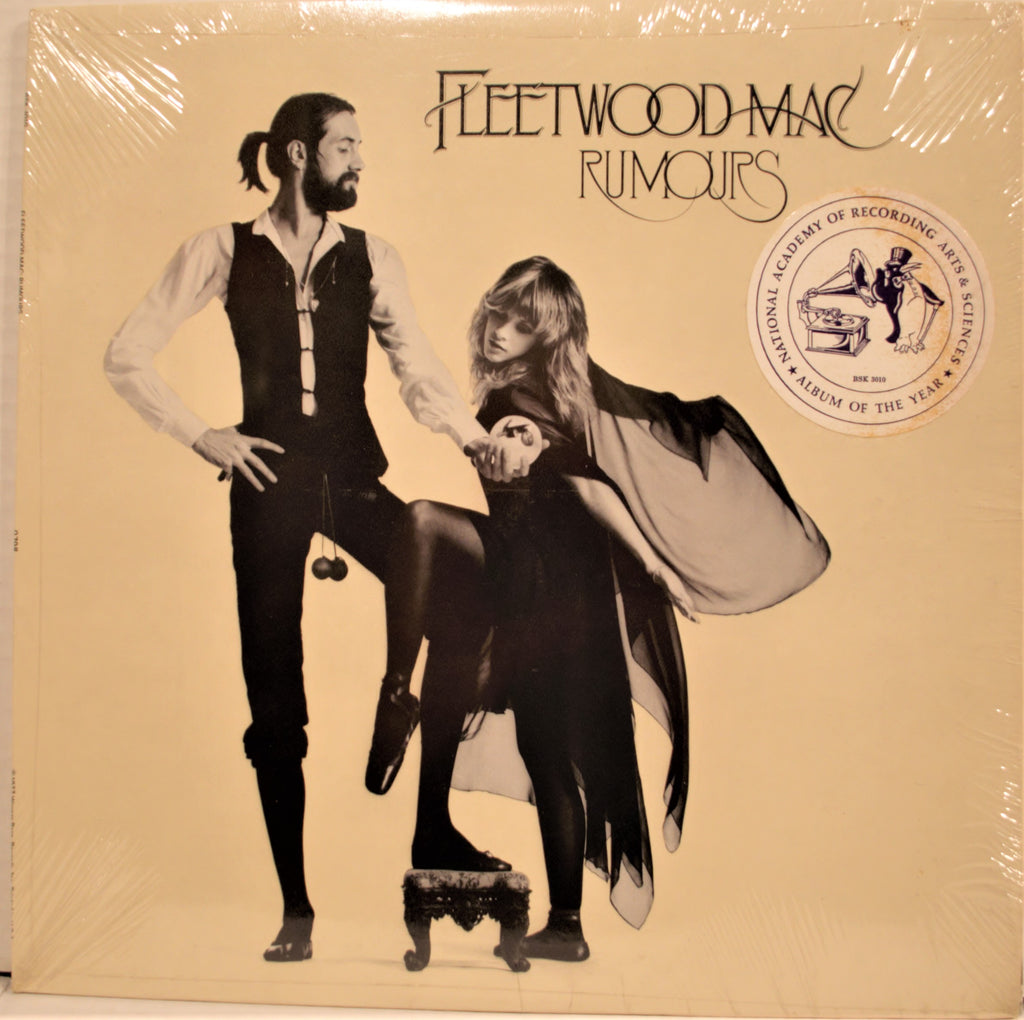 FLEETWOOD MAC  RUMOURS 1ST PRESSING